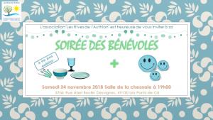 soiree benevole 2018